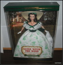 NRFB BARBIE (C) GONE WITH THE WIND BARBECUE SCARLETT O'HARA TIMELESS TREASURES
