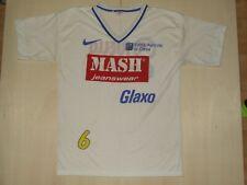Shirt Maillot Tank Basketball Shooting Shirt Glaxo Verona N°6 Size Xl