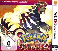 Nintendo 3ds POKEMON Omega rubino come nuovo