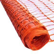 ALEKO PVC Mesh Net Guard 3 X 165 Ft  Multipurpose Safety Fence Barrier Orange