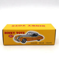 1:43 DeAgostini Dinky toys 157 Jaguar XK120 Coupe Diecast Models Collection
