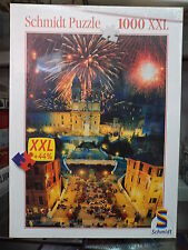 SCHMIDT 57102 XXL LA PLAZA DE ESPAÑA EN ROMA, PUZZLE 1000 PZAS XXL.