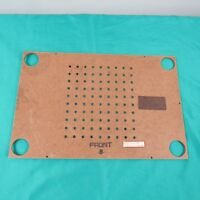 Technics SL-23 SL 20 Turntable Replacement Part Bottom Cover