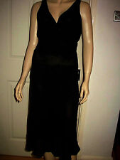 Calf Length Viscose Patternless Cocktail Dresses for Women