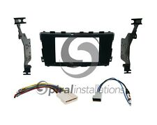 Radio Stereo Installation Dash Kit Combo DD + Wire Harness + Antenna NI2