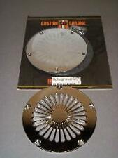 """Twin Cam 88"""" Harley Big Twin 'Pulsar' Derby Cover-$109 Retail"""