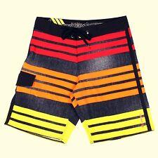 BILLABONG Men's REVERSE Board Shorts - ORG - Size 34 - NWT - Reg $80