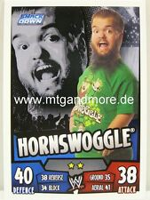 Slam Attax Rumble - Hornswoggle - Smackdown