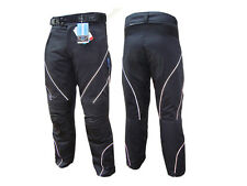 MOTERO Men,s Motorcycle Motorbike CE Armoured Waterproof Cordura Trouser Pants