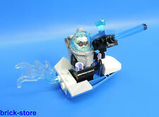 LEGO® Figur / 10737 / Mr. Freeze mit Boot unt Kanone