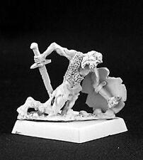REAPER miniatures enfouir Zombie seigneur de guerre 14427