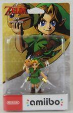 Link - Majora's Mask The Legend Of Zelda Nintendo Amiibo Figur