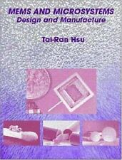 MEMS and Microsystems: Design and Manufacture