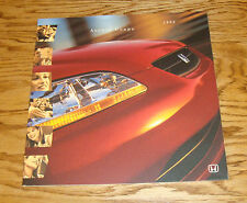Original 1998 Honda Accord Coupe Deluxe Sales Brochure 98