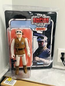 "Gentle Giant Jumbo 12"" Star Wars Hoth Rebel Soldier Action Figure /statue NIB"