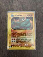 2002 Machamp Pokémon Card Rare 51/165 Near Mint