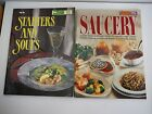 Starters and Soups Cook Book / Saucery Australian Women's Weekly Home Library