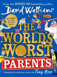 The World's Worst Parents Hardcover – 2 July 2020