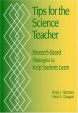 Tips for the Science Teacher: Research-Based Strat