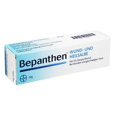 BEPANTHEN Wund- und Heilsalbe 50 g PZN: 1578818 (11,04€/100 g)