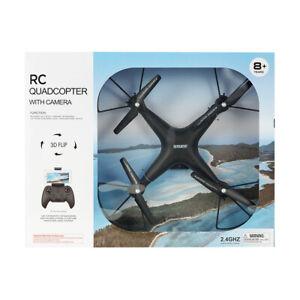 Remote Control Drone Quadcopter with Video Camera F1