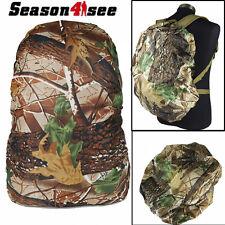 Outdoor Nylon Protable Waterproof Bag Shoulder Backpack Pouch Dustproof Cover