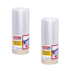 d6bad3e8e 2 X Funda Película Adhesiva Tesa fácil con cinta 33M X 1.8M