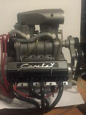1/4 Scale Rare 427 Conley Miniature Supercharged V8 Engine Never Run