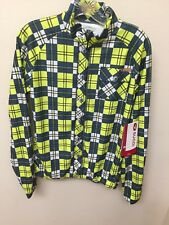Sugoi Lumberjack L/S Jersey Mens Size L Thermal Cycling Jersey