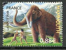 STAMP / TIMBRE FRANCE  N° 4178 ** FAUNE PREHISTORIQUE / MAMMOUTH