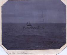 En Méditerranée Italie Photo amateur Vintage citrate ca 1910
