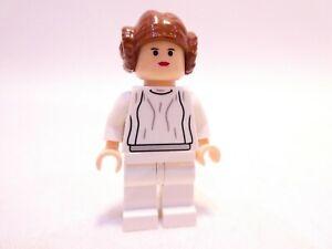 LEGO STAR WARS PRINCESS LEIA MINIFIGURE GENUINE FROM 10188 DEATH STAR SW0175b