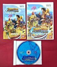 One Piece Unlimited Cruise 1 - NINTENDO Wii - USADO - MUY BUEN ESTADO