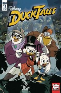 Ducktales #11 Cover B VF/NM 2018 IDW - Vault 35