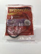 Filtrete 3M Vacuum Belt 2-Pack Hoover Agitator (Style 190 / A190) 2 Pk Set