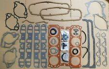 Detroit 32357-1Cs Full set gaskets Fits 1962-82 Ford 260 289 302 Cid V8 engine