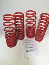 Spax Suspension Performance Lowering Springs! Ford Escort GT 1990-1994 1.4 Drop