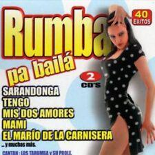 RUMBA PA BAILA - VARIOS 2CDS [CD]