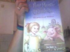 Le petit monde de Charlotte- Un prix pour Wilbur adapter par Jennyfer Frantz