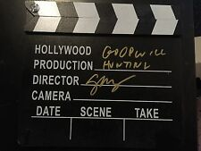 Gus Van Sant Goodwill Hunting Autographed Signed Director Clapper COA