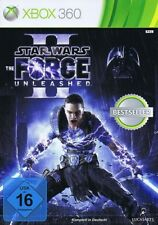 Star Wars: the Force Unleashed II 2 XBOX 360 gioco