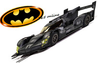 SCALEXTRIC C4140 Slot Car,    Batman Car