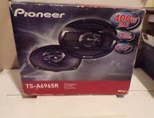 """Pioneer TS-A6965R 3 Way Car Speaker 1 Pair 400w Max 6""""x9"""""""