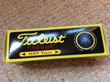 TITLEIST NXT Tour 3 Golf Balls