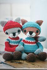 Cats in Hats TOY Crochet Pattern