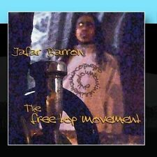 JAFAR BARRON - THE FREE-BOP MOVEMENT - 16 TRACK MUSIC CD - LIKE NEW - E244