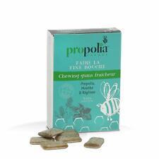 Chewing gum Propolis et menthe Apimab Propolia