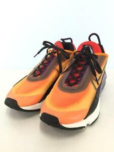 NIKE Us8.5 Orn 2090 Bv9977-800 Orange Size 8.5 Sneakers 7371 From Japan