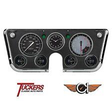 Auto Cross Grey 67-72 Chevy GMC C10 Truck Gauge Pkg Classic Instruments CT67AXG