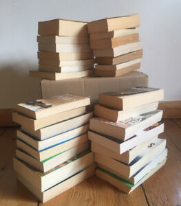 Job Lot Box 25-30 Mixed Paperback Fiction